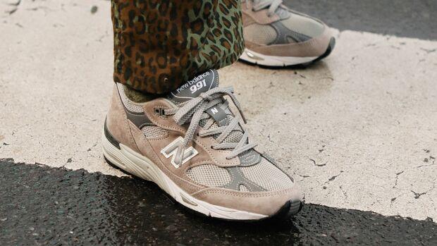 Sneaker-Pflege SS21 / New Balance