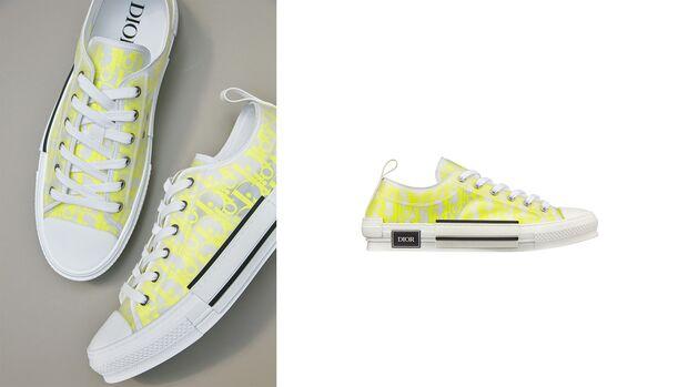 Sneaker von Dior
