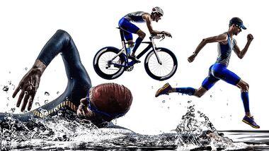 So beginnen Sie Ihr Triathlon-Training