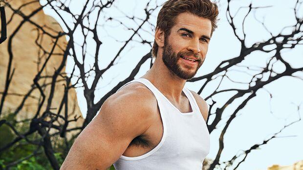 So bekommst du Oberarme wie Liam Hemsworth