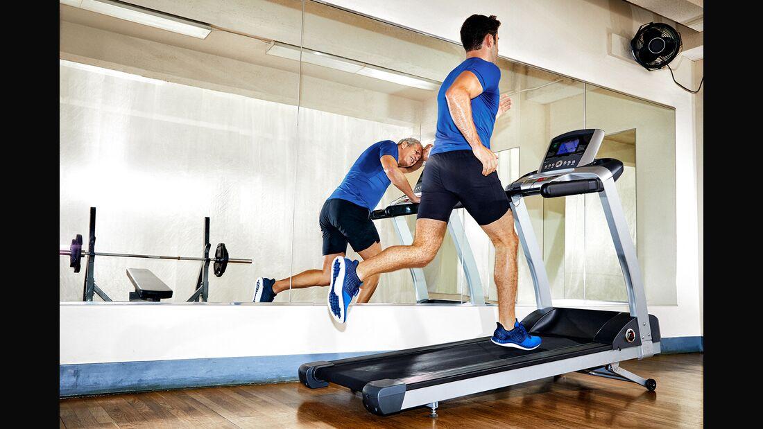 So bestimmst du dein Fitness-Alter