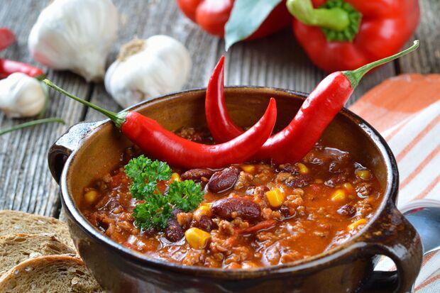So entschärfen Sie mexikanisches Essen