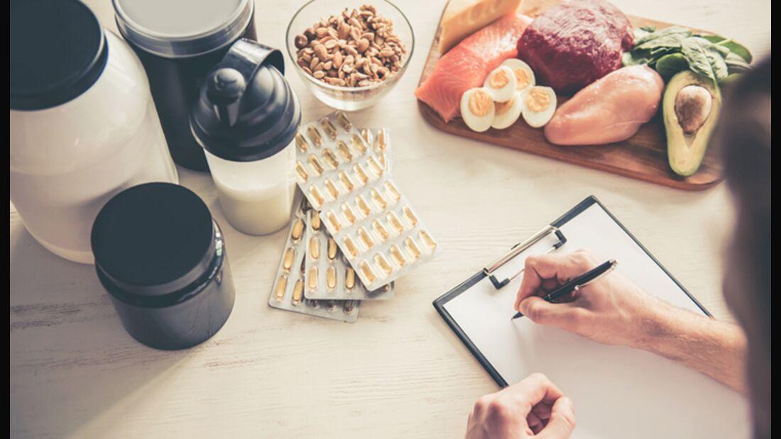 So erstellen Sie einen Muskelaufbau-Ernährungsplan