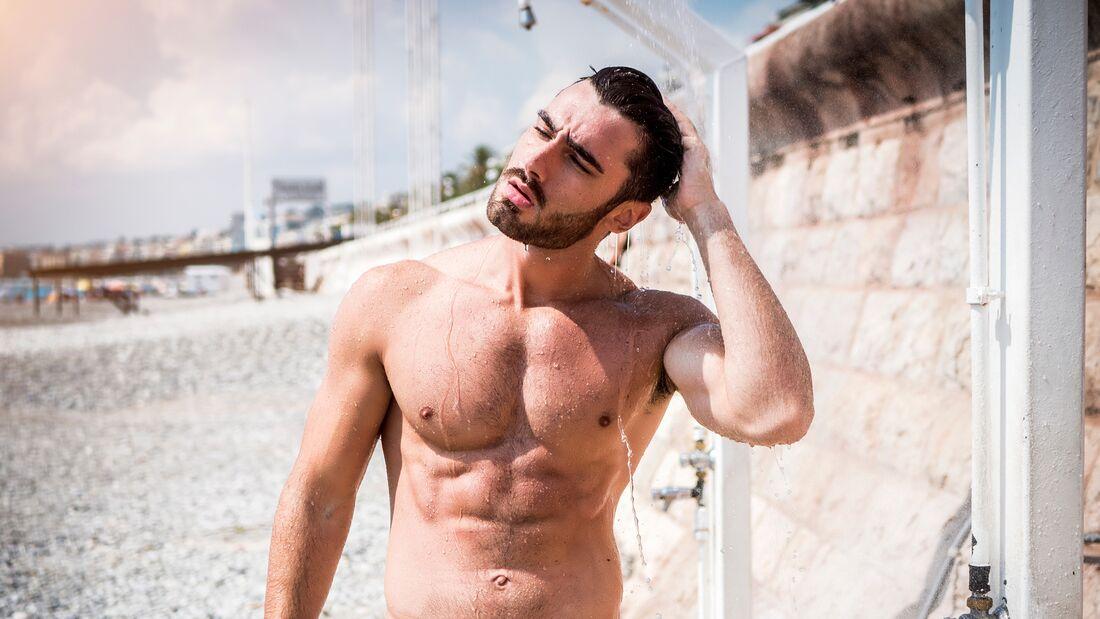 So findet jeder Mann das richtige Duschgel