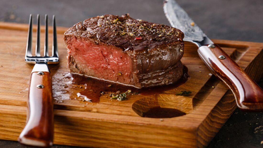 So grillen Sie ein perfektes Rinderfiletsteak