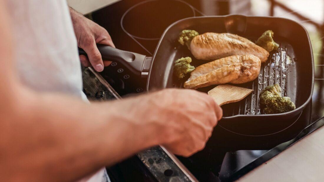 So kochen Sie mit wenig Zutaten