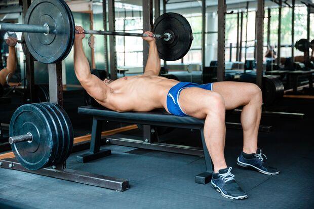 So legst du Muskeln zu