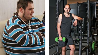 So nahm Leser Daniel unglaubliche 93 Kilo ab!