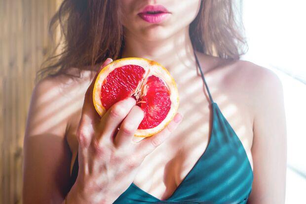So scharf ist der Grapefruit-Blowjob