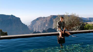 So schön ist das Anantara Hotel im Oman