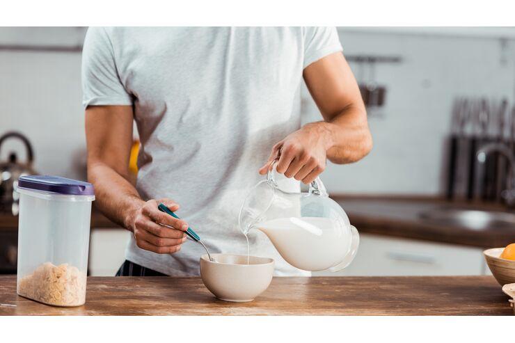 Reismilch Rezept zur Gewichtsreduktion