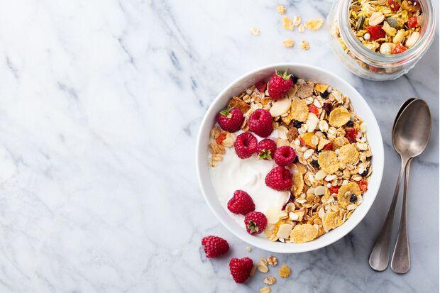 So sieht ein gesundes Frühstück aus