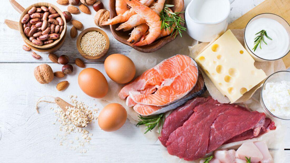 Vegetarische Eiweißdiät verlieren Gewicht
