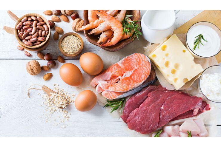 Wie viel Protein zu essen, um Gewicht zu verlieren