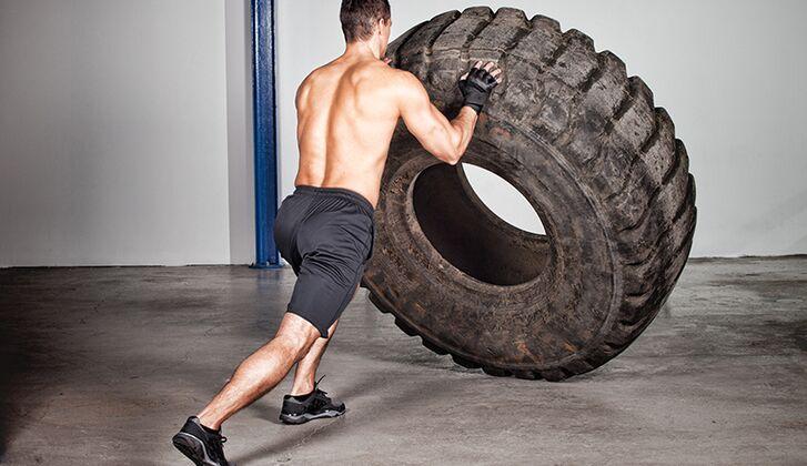 Übungen abnehmen Männer