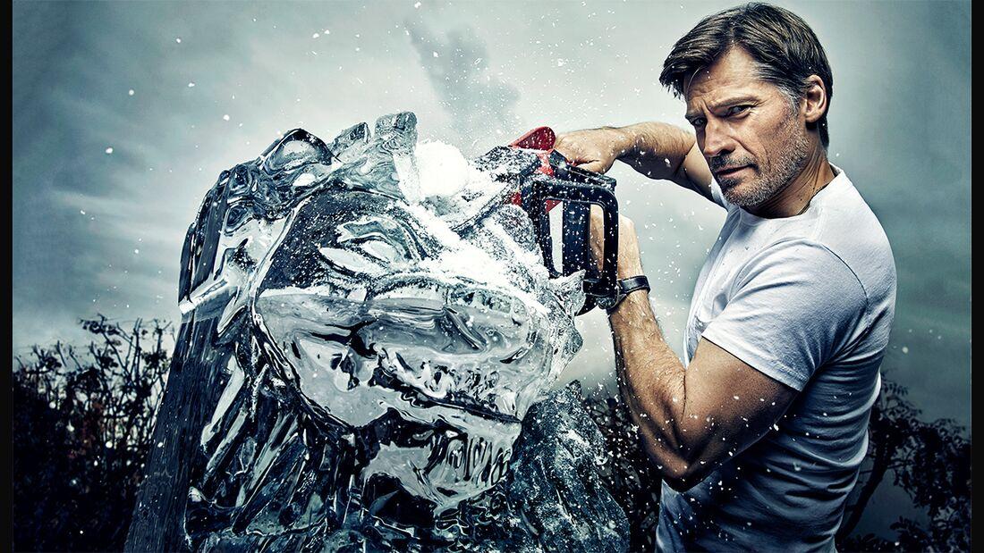 "So trainiert ""Game of Thrones""-Star Nikolaj Coster-Waldau"