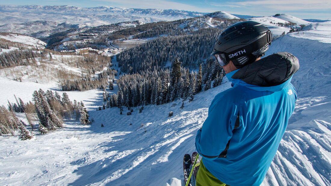 So vielseitig ist Skifahren in Park City, Utah