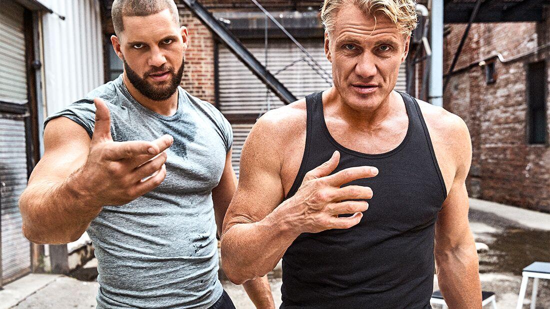 """So werden Sie fit wie Florian Munteanu und Dolph Lundgren in """"Creed II"""""""