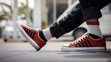 Socken zum Schuh SS 21 / TH