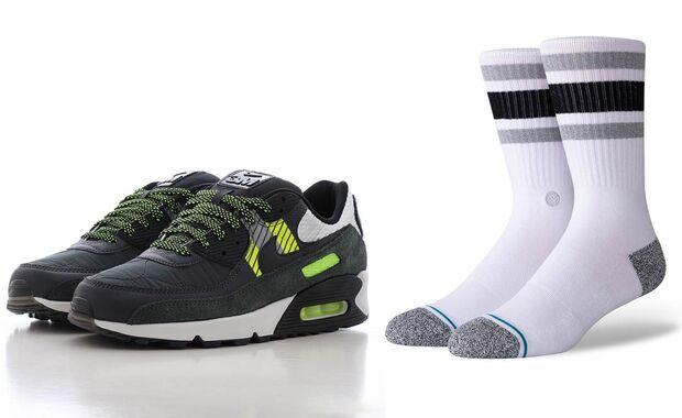 Socken zum Schuh SS21 / Nike - Stance