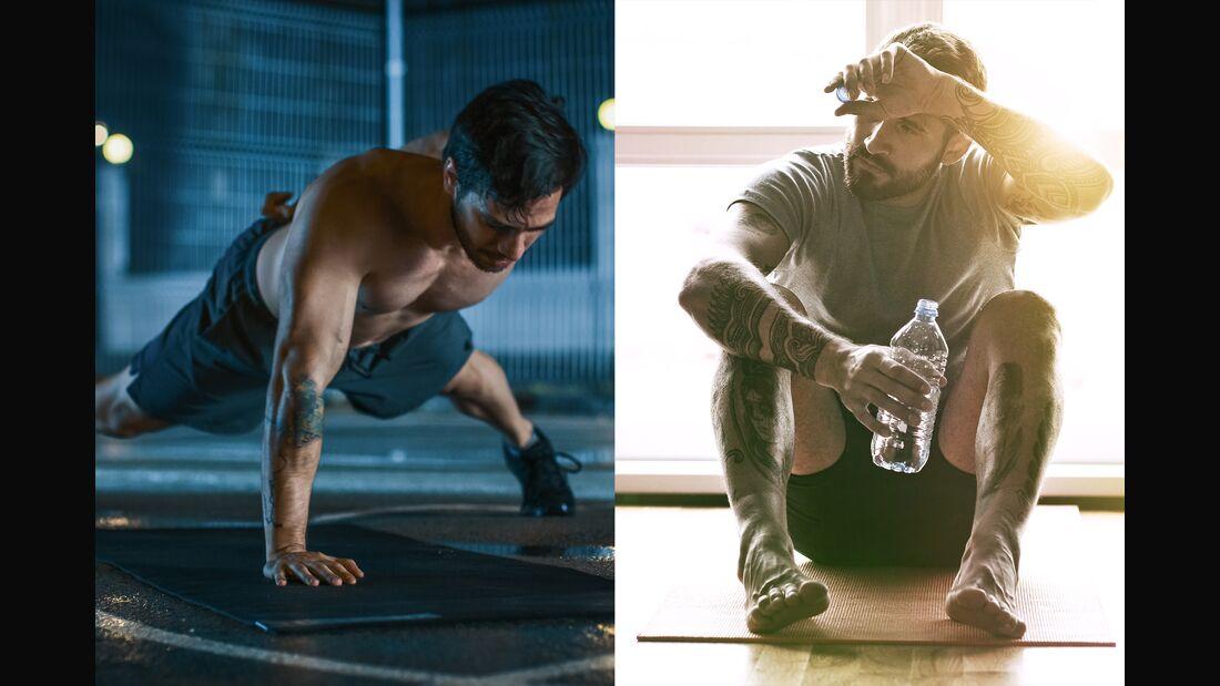 Soll ich besser morgens oder abends trainieren?