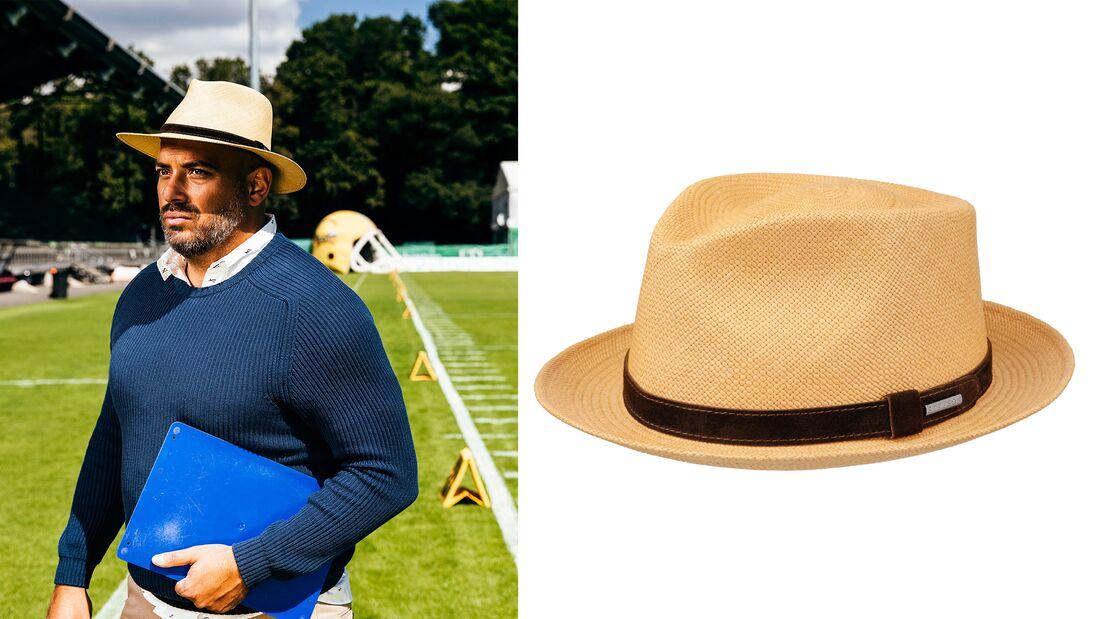 Sommer Hüte & Mütze 2021 / Stetson Fedora