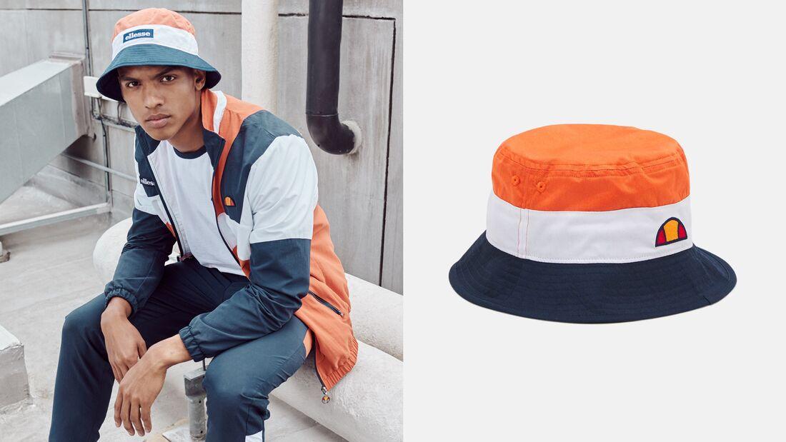 Sommer Hüte & Mützen 2021 / Ellesse