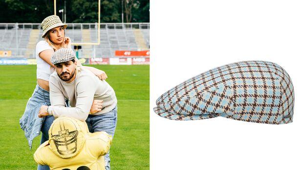 Sommer Hüte & Mützen 2021 / Stetson Schiebermütze