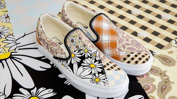 Sommer-Schuhe SS2021 / Vans