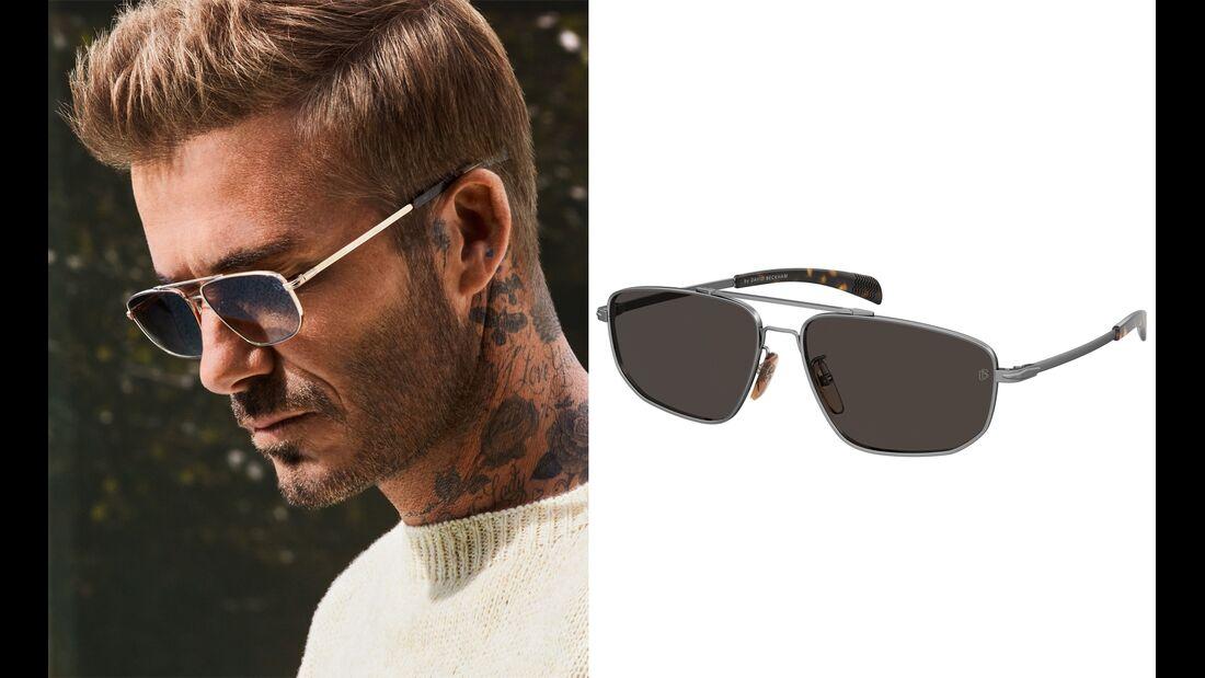 Sonnenbrillen-Trends SS 2021 / David Beckham