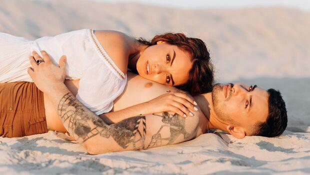 Sonnencreme hält Tattoos kräftig