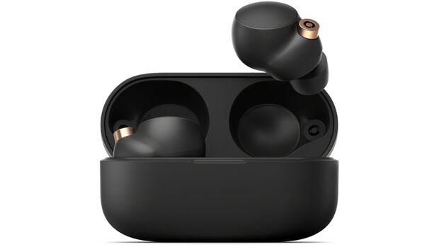Sony WF-1000XM4: Ideal für Sportler, die auf effektive Geräuschunterdrückung und viele Zusatzfeatures wertlegen
