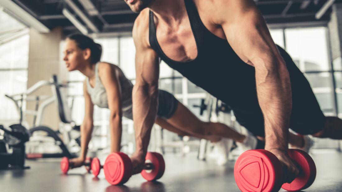 Sport ist das A und O beim Abnehmen