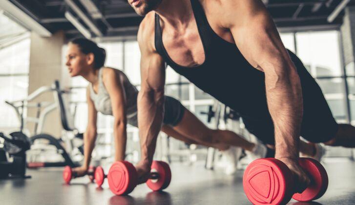 Verbrennen Sie Fett und verlieren Sie Gewicht mit Cardio