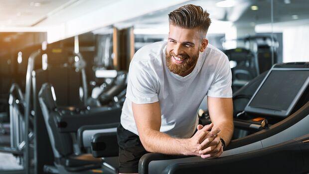 Sport verbrennt Kalorien