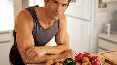 Sportler auf Diät sollten viel Eiweiss essen