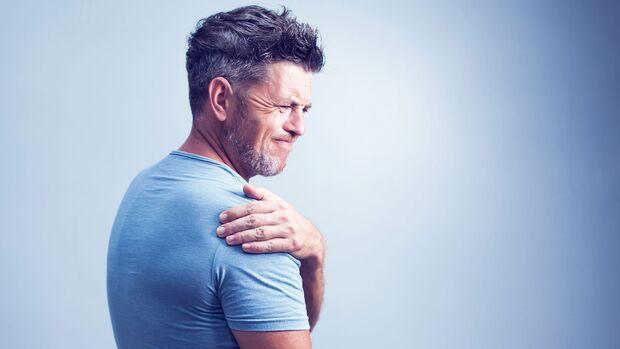Sportler sind von Muskelverhärtungen besonders häufig betroffen