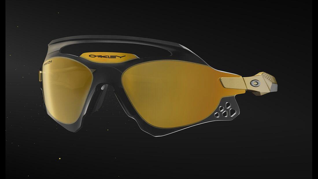 Sportsonnenbrille Sommer 2021 /Oakley