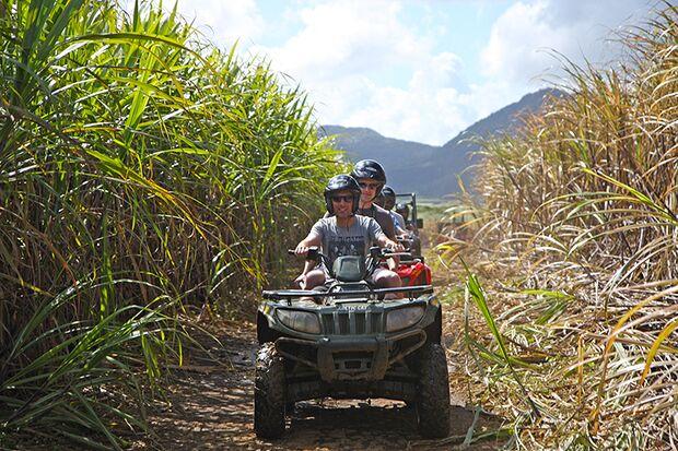 Sporturlaub auf Mauritius