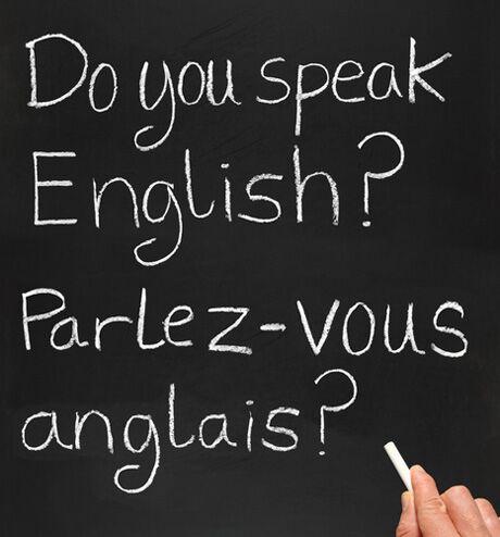 Sprachbegabt: Können Sie französisch?