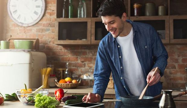 Stärken Sie Ihr Herz mit viel Gemüse, Obst, Fisch und guten Fetten