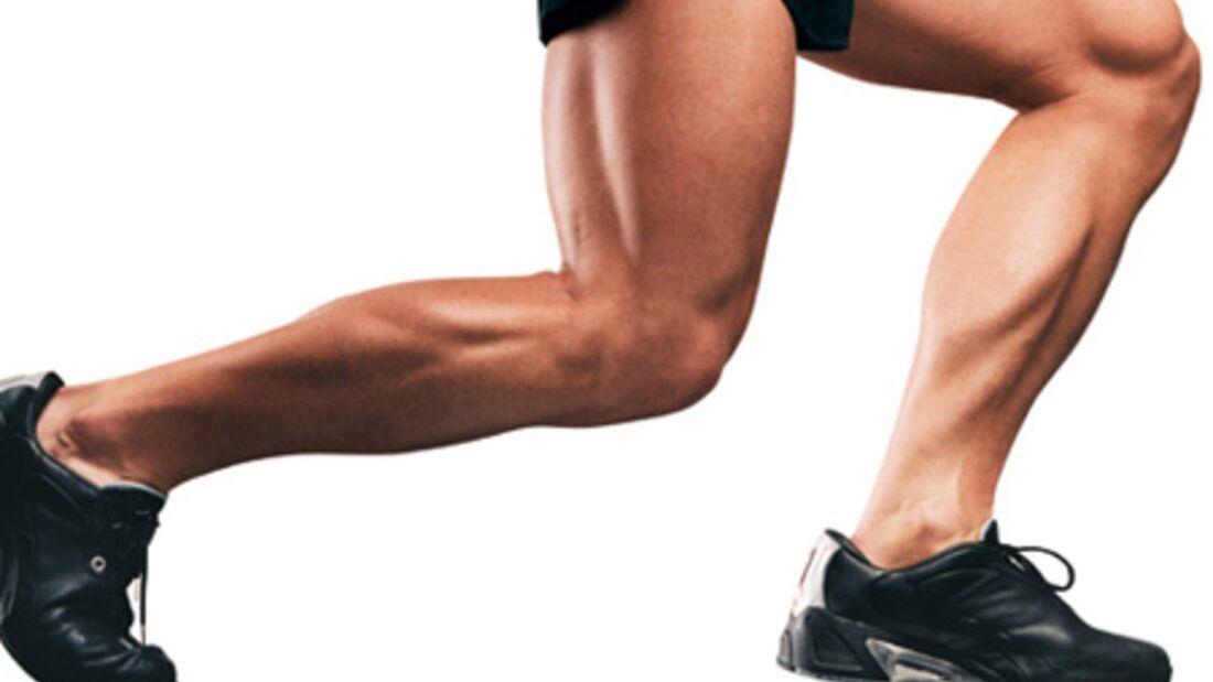 Stärken Sie Ihre Beinmuskulatur