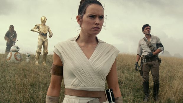 Star Wars: Episode IX - Der Aufstieg Skywalkers. Die Saga geht zu Ende