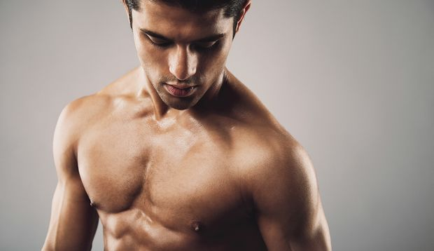 Starke Brust-, Schulter- und Armmuskeln beugen Verspannungen, Schmerzen und einer schlaffen Optik vor