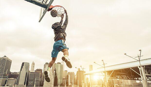 Starke Wadenmuskeln helfen Ihrer Unverwundbarkeit auf die Sprünge.
