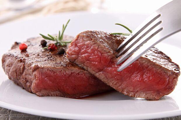 Steaks enthalten wichtige Proteine für den Muskelaufbau