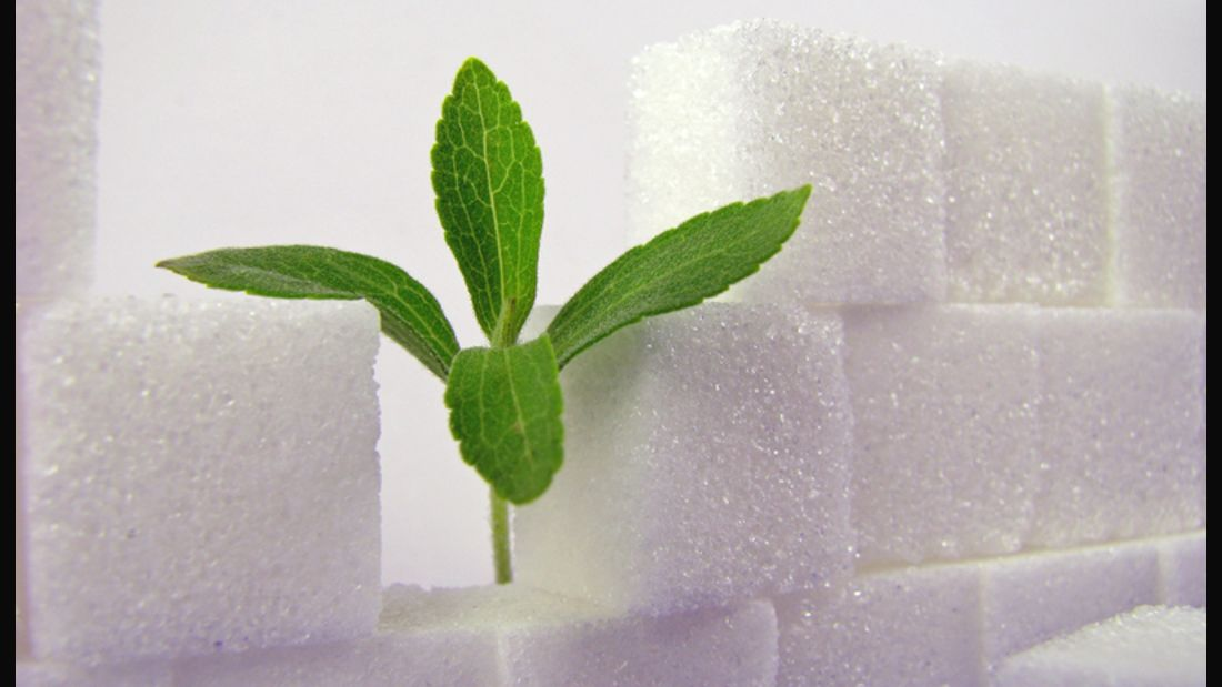 Stevia heißt der neue Zuckerersatzstoff