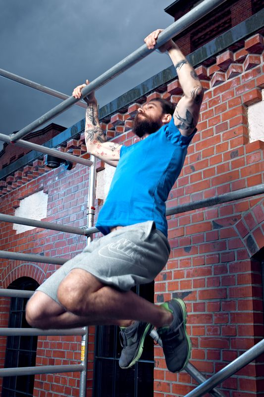 Street-Workout-Trainingsplan