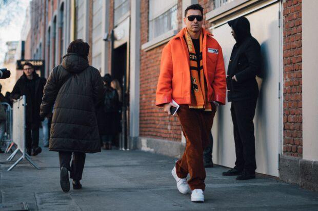 Streetstyle-Trends für Männer