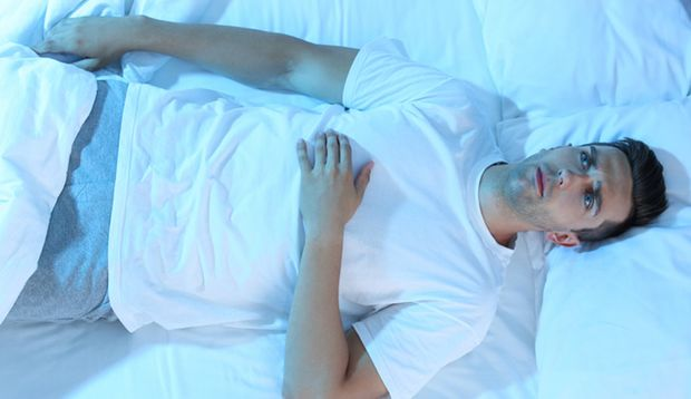 Stress kann Schlafstörungen auslösen